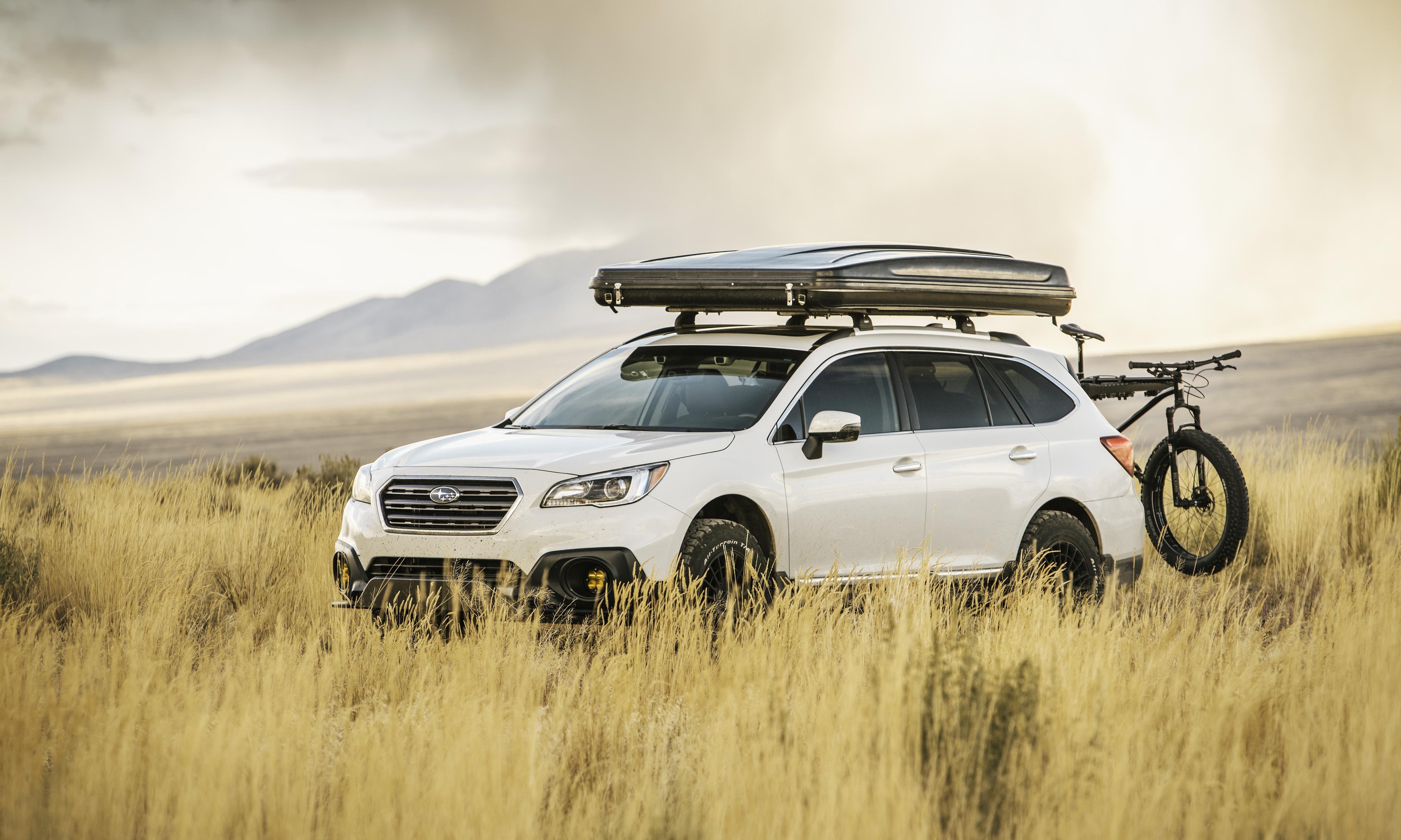 Subaru Outback Adventure Build | onsomeadventure | defconbrix